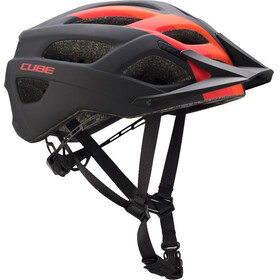 Cube Pro Bike Helmet blue/black
